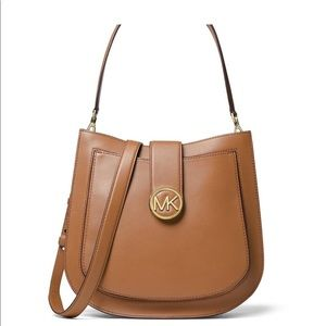 Michael kors Lillie Large hobo messenger bag
